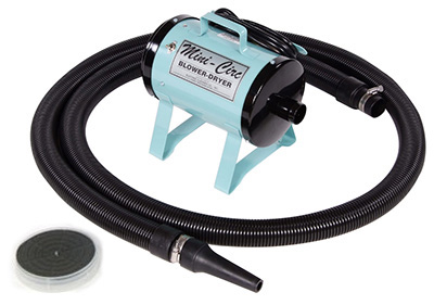 Mini Circ Forced Air Dryer by Electric Cleaner Co.