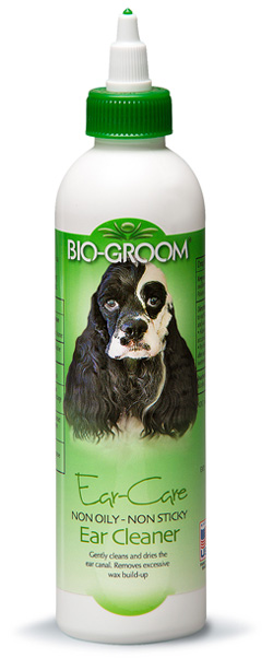 Ear Care Cleaner & Wax Remover Bio-Groom 8 ounce
