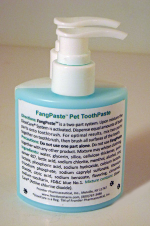 Fang Paste Pet Toothpaste