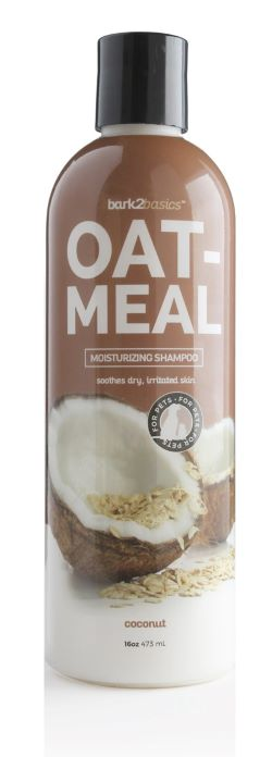 Bark to Basics Oatmeal Anti-Itch Pet Shampoo, Midwest Grooming Supplies & Service