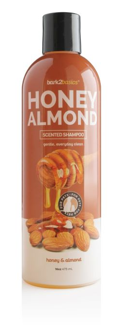 Honey & Almond Shampoo Midwest Grooming Supplies & Service