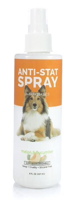 Bark to Basics Anti-Stat Scissoring Spray & Detangler, Midwest Grooming Supplies & Service