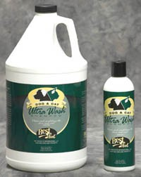 Ultra Wash Coat Release Shed-less Shampoo Best Shot, Midwest Grooming Supplies & Service