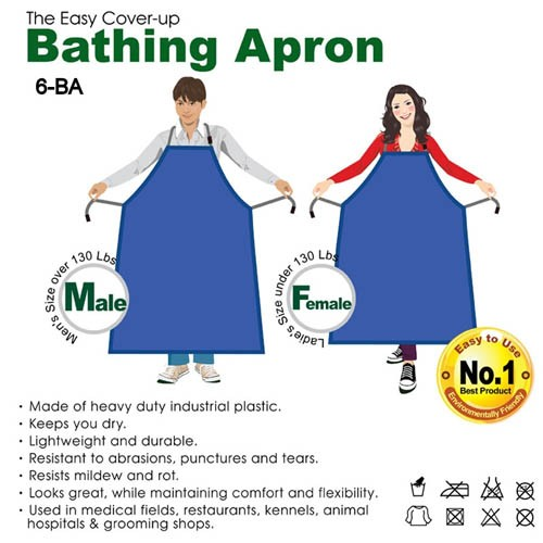 waterproof apron, water proof apron
