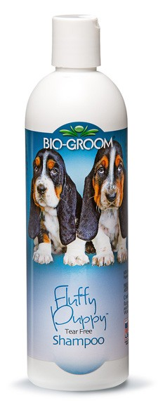 Bio-Groom Fluffy Puppy Tear Free pet shampoo 12 ounce Midwest Grooming Supplies & Service