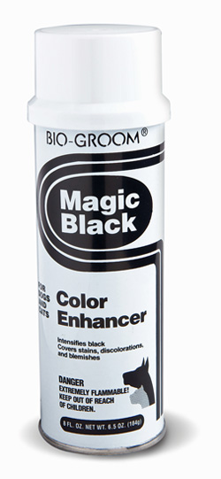 Magic Black Bio-Groom