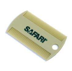 Safari Plastic Double Sided Flea Comb