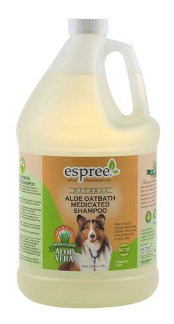 Aloe Oatbath Medicated Shampoo
