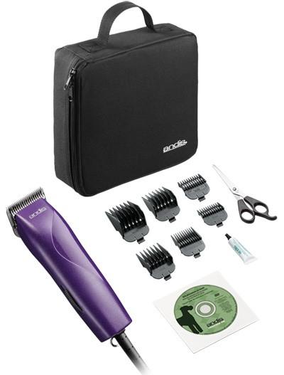 Andis EasyClip Groom Detachable Blade Clipper Kit Model MBG-2