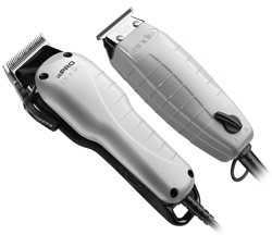 Andis 220V Barber Combo Kit US-1/G-I