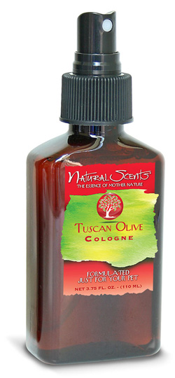 Tuscan Olive Cologne Natural Scents Bio-Groom