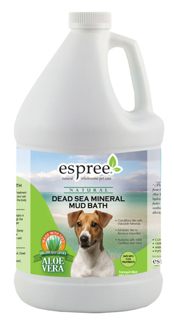 Dead Sea Mineral Mud Bath Espree