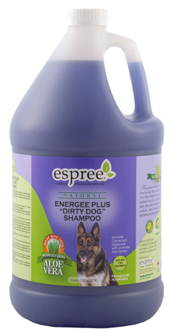 "Energee Plus ""Dirty Dog"" Shampoo"