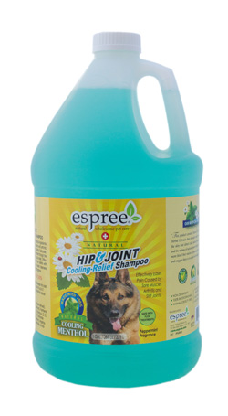 Hip and Joint Cooling Relief Shampoo