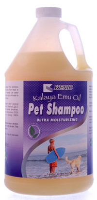 Kalaya Emu Oil Pet Shampoo