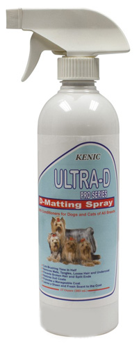 Ultra-D D-Matting Spray