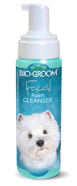 Facial Foam Cleanser Bio-Groom