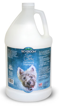 So-Dirty Deep Cleansing Shampoo Bio-Groom