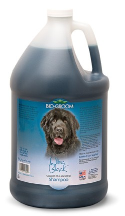 Ultra Black Color Enhancing Shampoo Bio-Groom
