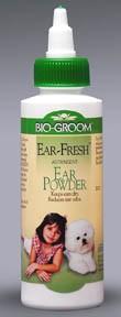 Ear Fresh Ear Powder Bio-Groom 24g 85g