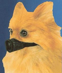 Best Fit Mesh Dog Muzzle Size 1