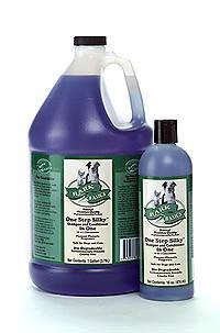 One Step Silky Shampoo & Conditioner Bark 2 Basics