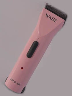 Wahl PINK Moser Arco Cordless Clipper