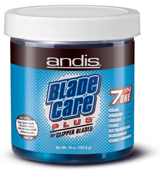 Andis Blade Care Plus 16 ounce Jar