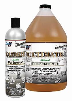 Ultimate 50:1 Cleaning Shampoo Groomer's Edge
