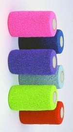 Co-Flex Flexible Bandage Wrap