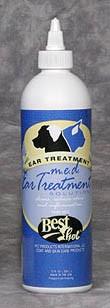 Best Shot M.E.D. Ear Treatment Cleaner