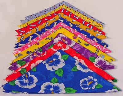 Check out our new selection of Bandanas!