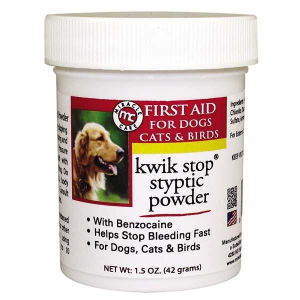 Kwik-Stop Styptic Powder