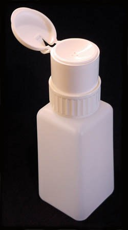 Ear Wash Pump Dispenser Bottle 8 ounce