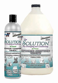 The Solution for Detangling and Conditioning