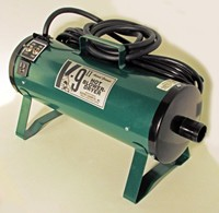 K9-II Dryer w/ Remote Switching Cable