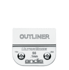 Andis Clipper Blade Outliner / Trimmer Blade BG/MBG