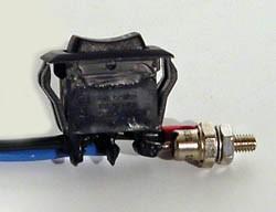 Double K Industries 2000XL 2 Speed Switch