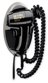 Andis Hair Dryer Hang Up Ionic 1600 Watt Model HD-5