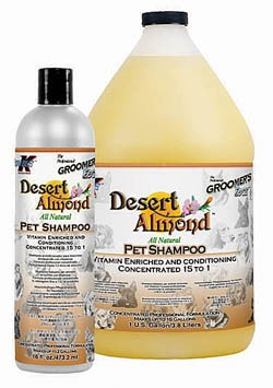 Desert Almond Conditioning Shampoo Groomer's Edge