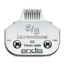 "Andis Clipper Blade Size 5/8"" Wide-Toe Blade"