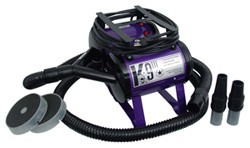 K-9 III Forced Air Dryer by Electric Cleaner Co.