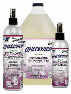 Unleashed Cologne Groomer's Edge Double K