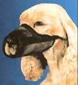 Best Fit Mesh Dog Muzzle Size 4