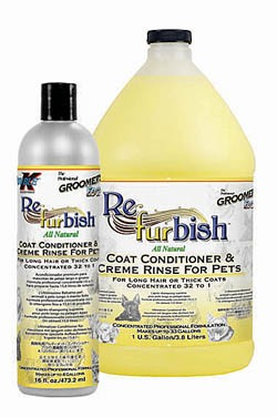 Re-Furbish Coat Conditioner Groomer's Edge
